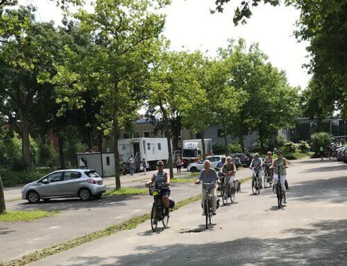 Fietsclub Hoogeveen succesvol van start